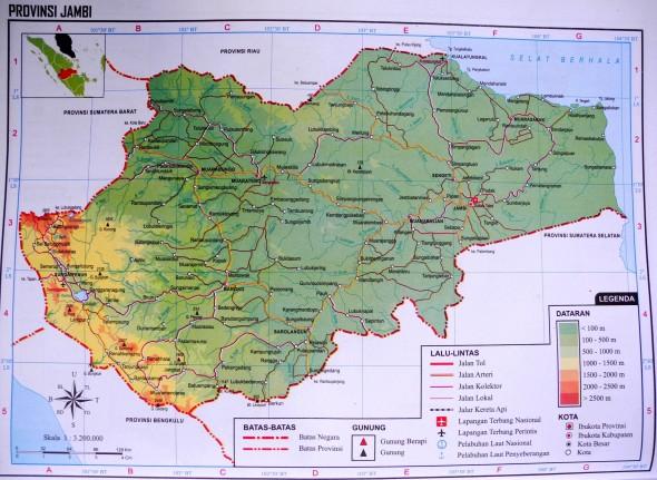 Провинция Джамби