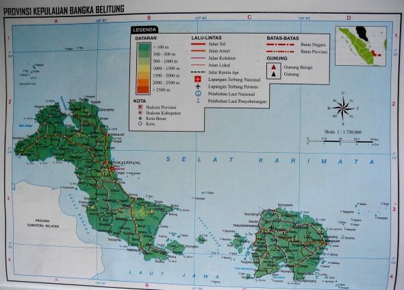 Провинция Банка-Белитунг