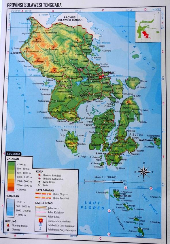 Юго-восточный Сулавеси