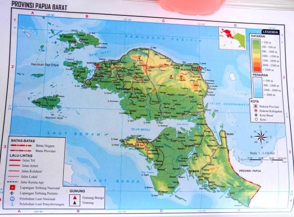 Западный Папуа