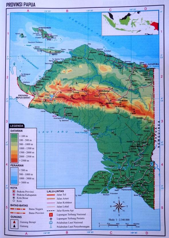 Провинция Папуа