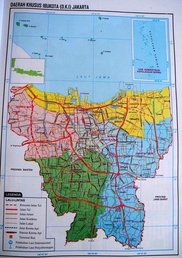 Столичный округ Джакарта