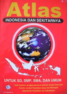 Атлас карт Индонезии