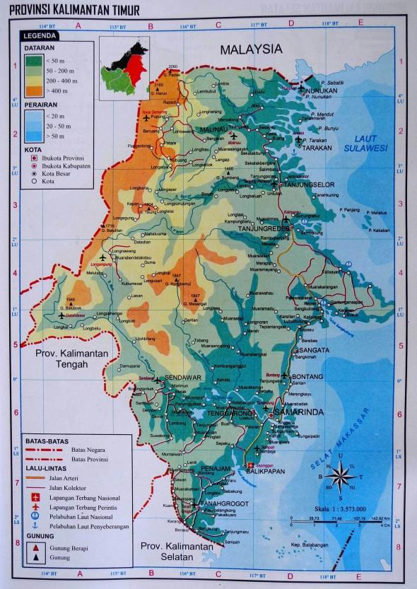Восточный Калимантан