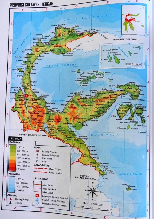 Центральный Сулавеси