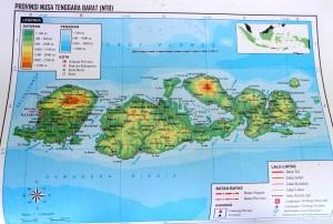 Западные Малые Зондские острова Индонезии