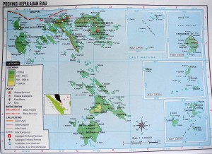 Острова Риау