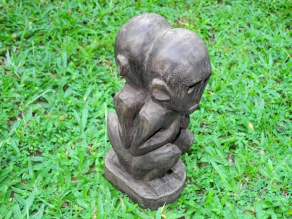 Деревянная статуэтка Марапу