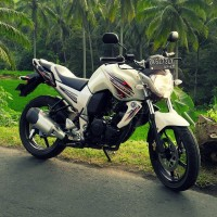Индонезийский мотоцикл